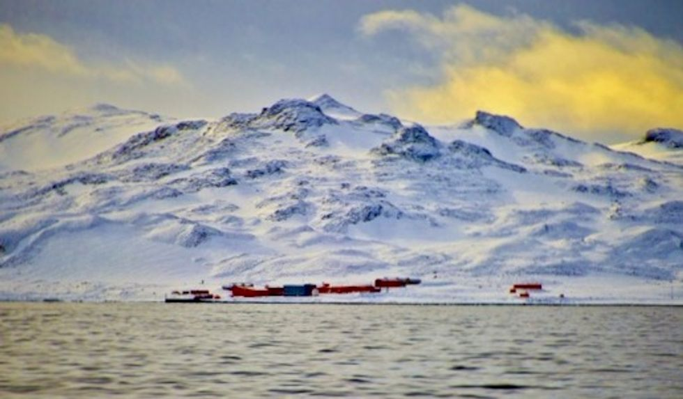 US eyeing militarization of Antarctic as well as Arctic