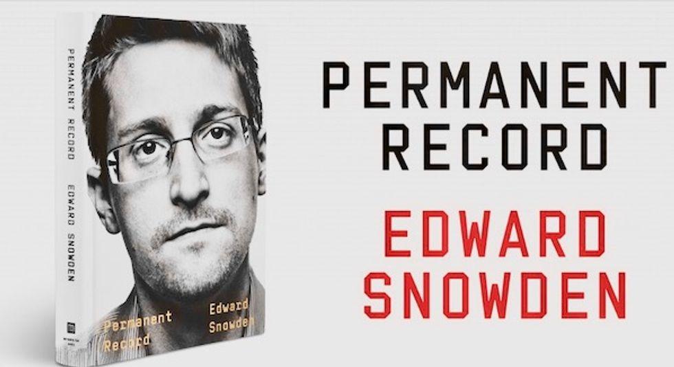 Edward Snowden shares his story in new memoir that hits shelves in September