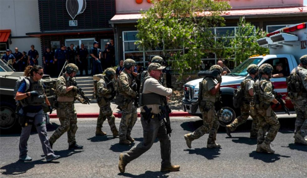 29 killed in two US mass shootings within hours