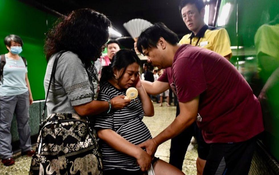 Clashes, travel chaos in Hong Kong as leader warns city on brink