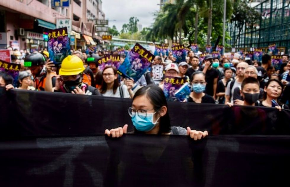 Young, educated and furious: a survey of Hong Kong's protesters