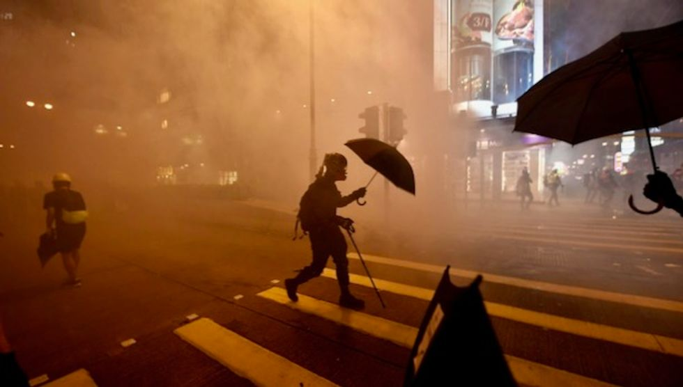 Hong Kong braces for multiple planned protests including airport disruption