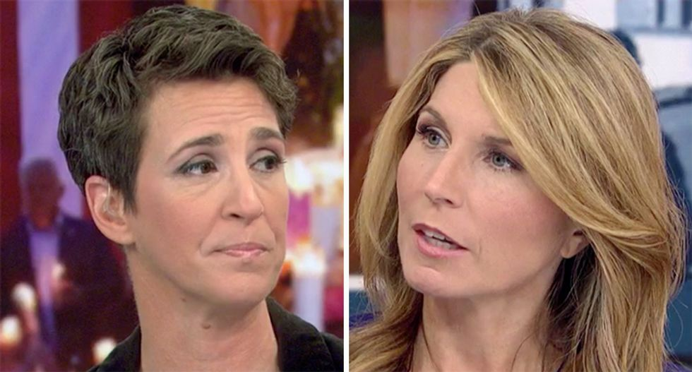 Rachel Maddow and Nicolle Wallace astounded that Trump is unwelcome in El Paso: 'That is profound'