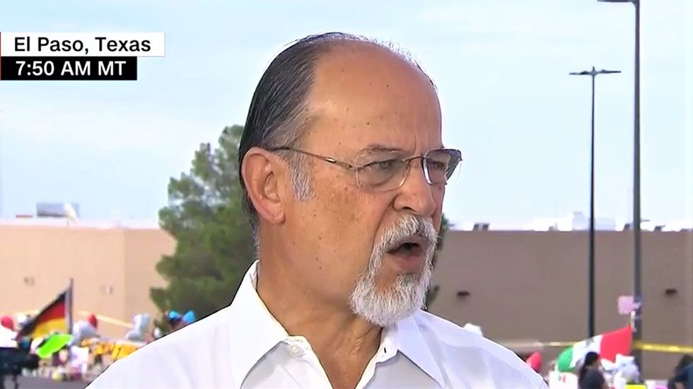 El Paso Republican squirms while defending Trump's claim that Mexicans are 'invading' his city