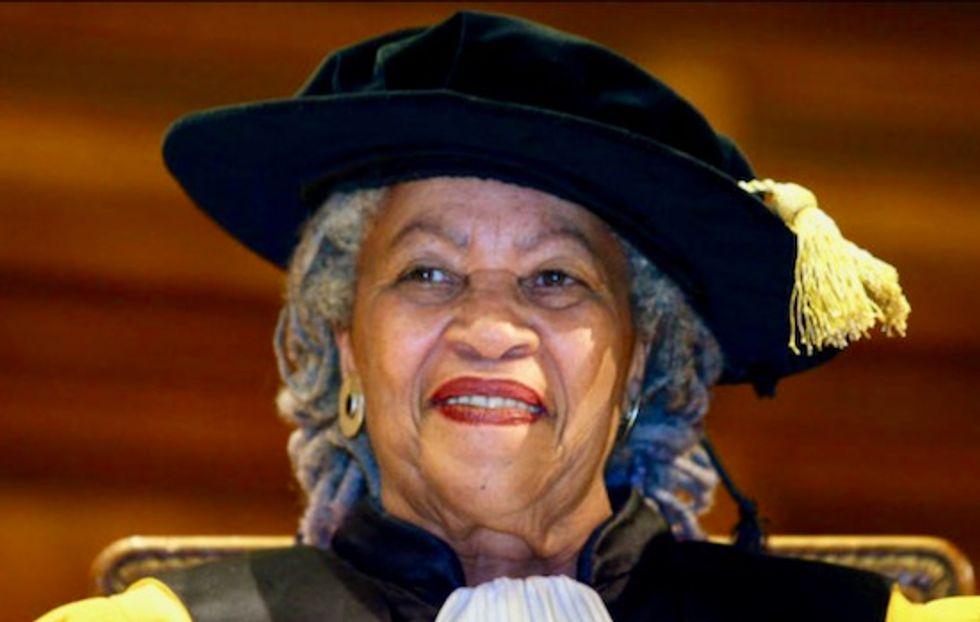 Toni Morrison: Five key novels