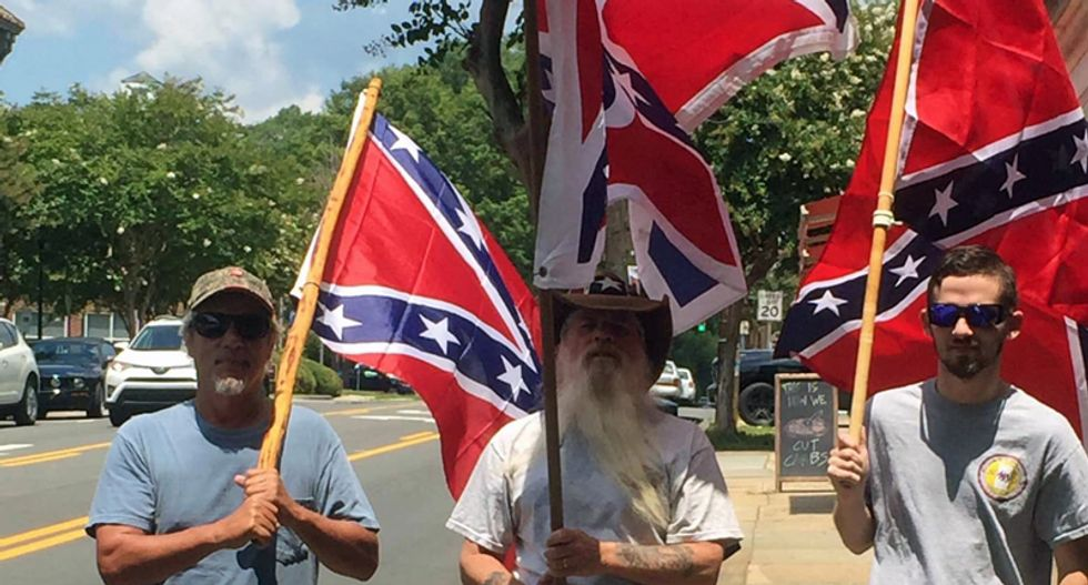 Confederate-lovers attempt to destroy a chocolate business – and it hilariously backfires