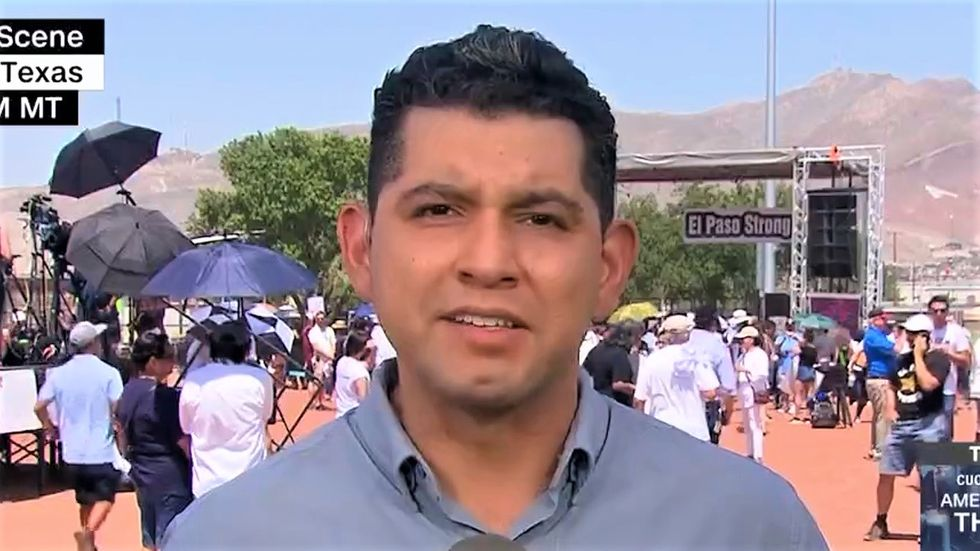'No one wants him here': CNN reporter says El Paso residents almost uniformly want Trump to stay away