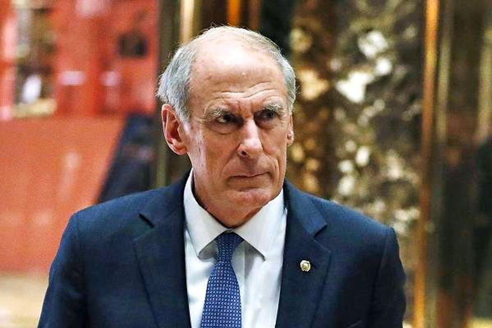 US intel chief sees continued concern on cyber threats to US elections
