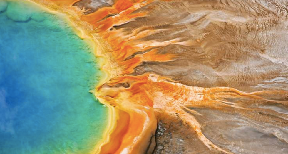 Yellowstone's supervolcano extends all the way to California and Oregon: New study