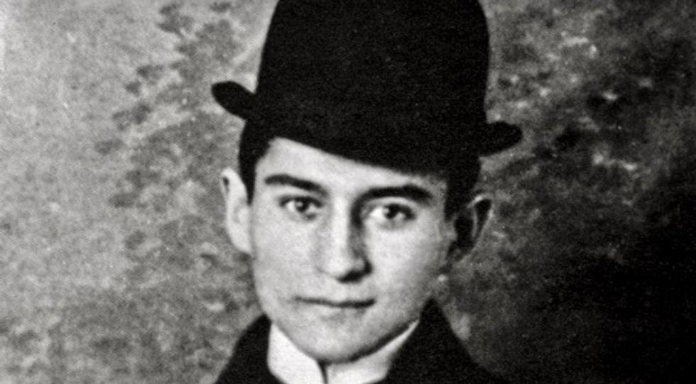 Israel gets missing Kafka papers, ending long legal battle