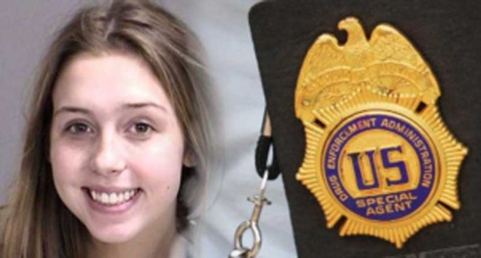 World's most 'adorable drug kingpin' is actually the daughter of Texas DEA head honcho