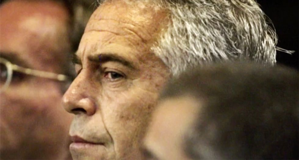 FBI investigating possible 'criminal enterprise' in Jeffrey Epstein's jailhouse death