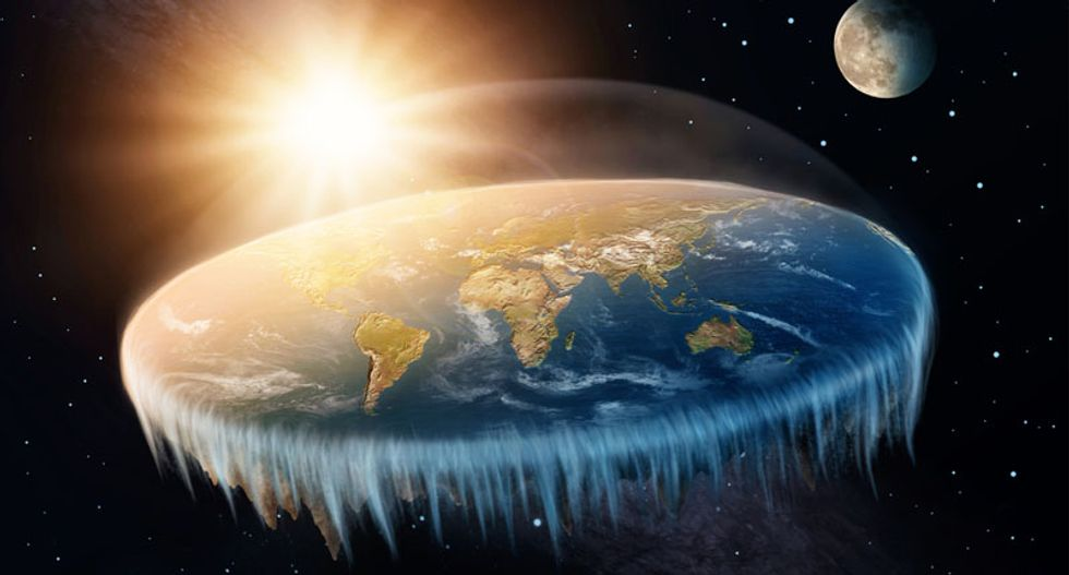 This psychological factor can help explain why people become Flat Earthers and climate change deniers