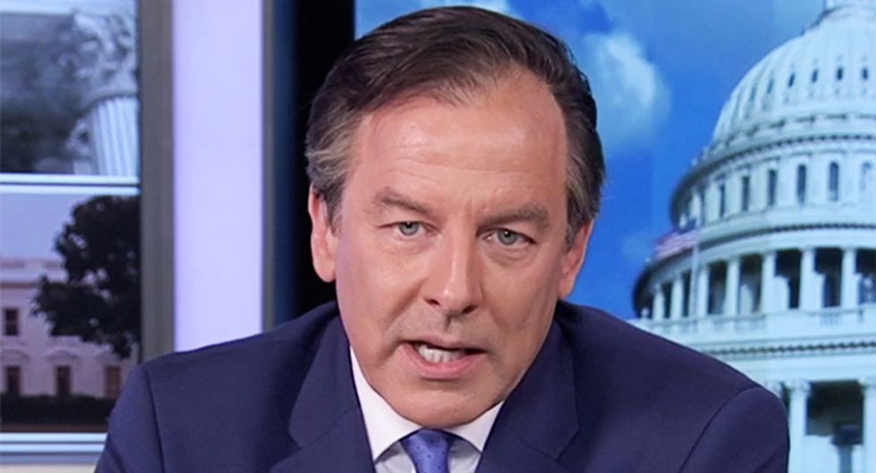 Conservative Rick Tyler rains hell on Trump for lying to poor people being crippled by his tariffs