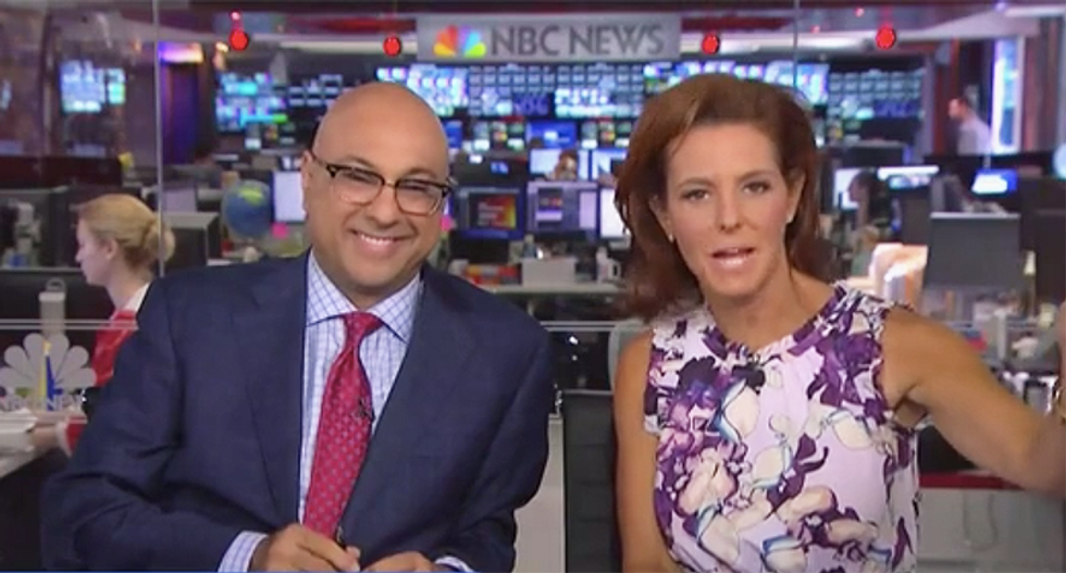 Trump just outed himself lying about China paying for the tariffs: MSNBC hosts Velshi and Ruhle