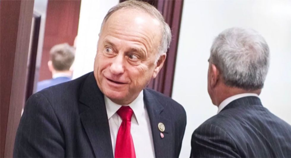 Morning Joe panel piles on GOPer Steve King for promoting rape and incest: 'This weirdo needs to be gone'