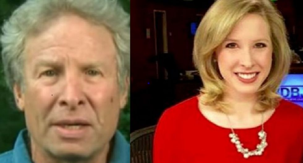 Father of reporter gunned down on live TV explains how GOP lawmakers agree to gun law changes -- then kill the bills