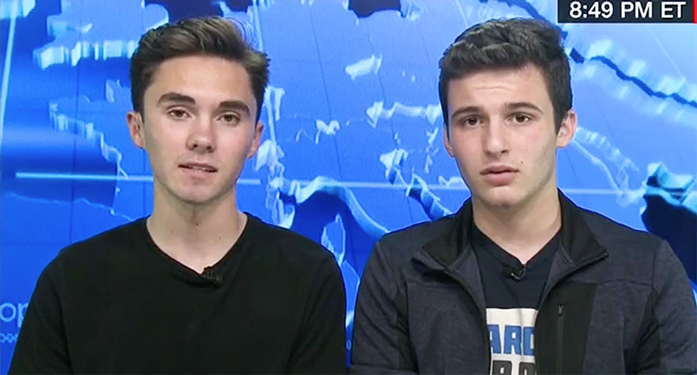 'The NRA is scared': Parkland students nail Republicans for unhinged speeches at Texas convention