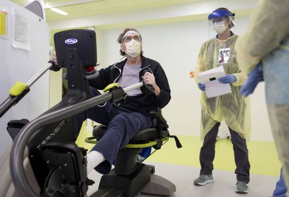 'It's one thing to survive the infection, but what's next?' Some COVID-19 patients need rehab to walk, talk and problem solve