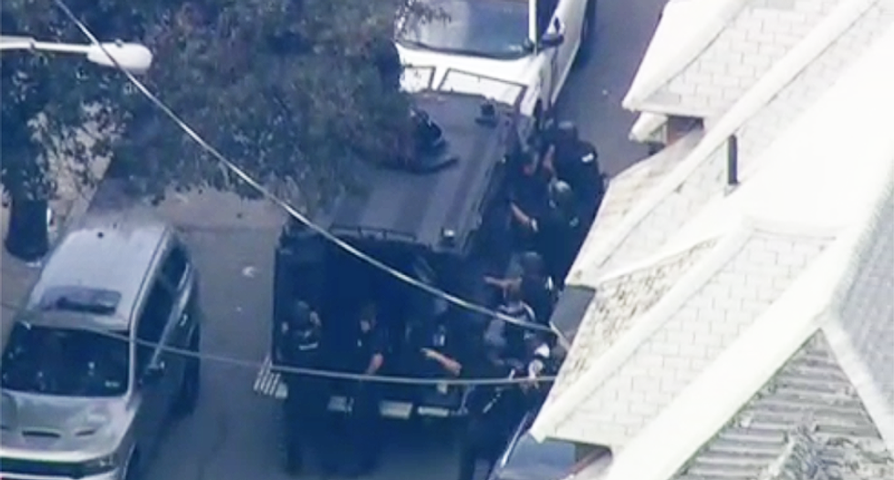 Multiple officers shot in active shooting in North Philadelphia: report