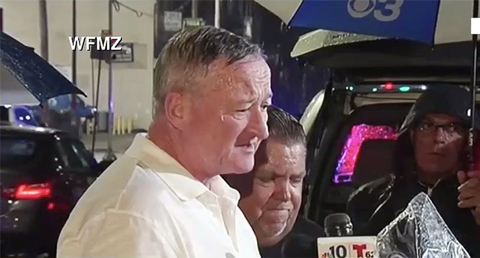 Philadelphia mayor demands actions on guns after 6 police officers 'shot at by a guy for hours with unlimited bullets'