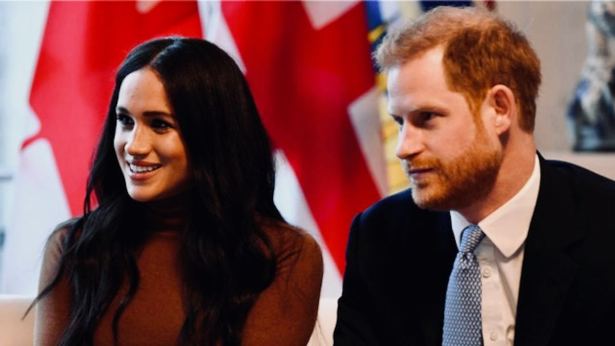 Meghan and Harry reveal that Buckingham Palace was concerned about how dark their son's skin would be