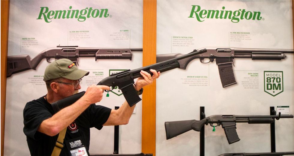Bank of America under pressure for loan to Remington despite its firearms pledge