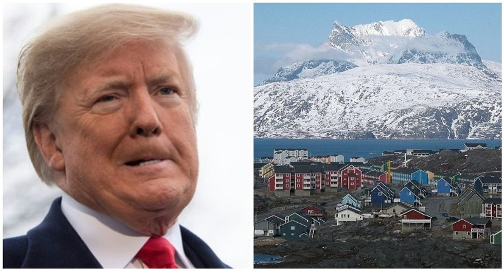 Here is why Trump is obsessed with Greenland