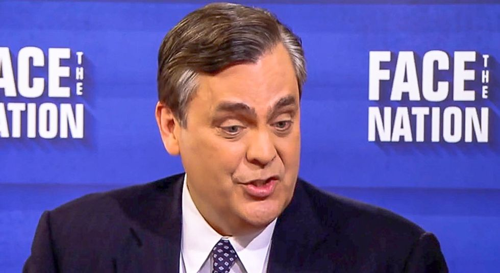 Mueller critic Jonathan Turley says Trump may be cooked: 'It is possible that a porn star can take down a president'
