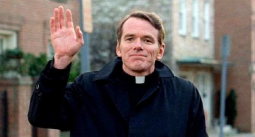 Real-life priest who starred in 'The Exorcist' accused of sexually assaulting student in the '80's: report
