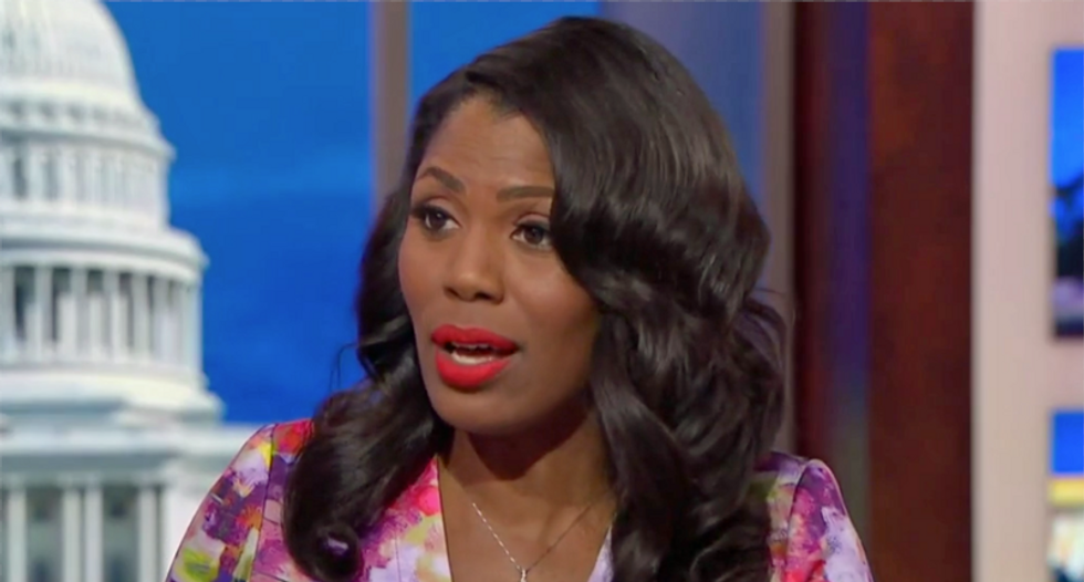 'He can't finish a thought': ex-Trump adviser Omarosa declares the president is in 'total mental decline'