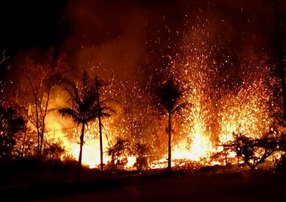 Low rents drew residents to take risk of living under Hawaii volcano