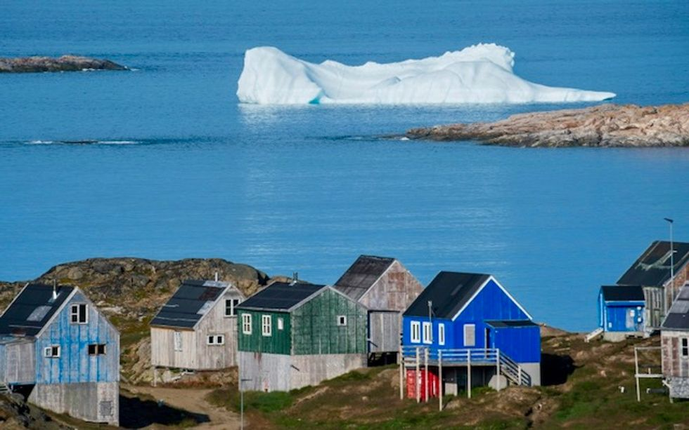 Greenland isn't for sale but it is increasingly valuable*