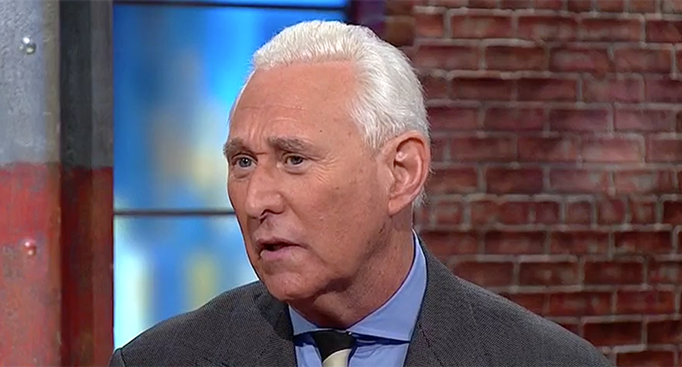 Roger Stone floats theory that Bill Gates wants to 'microchip' people with 'mandatory vaccinations'