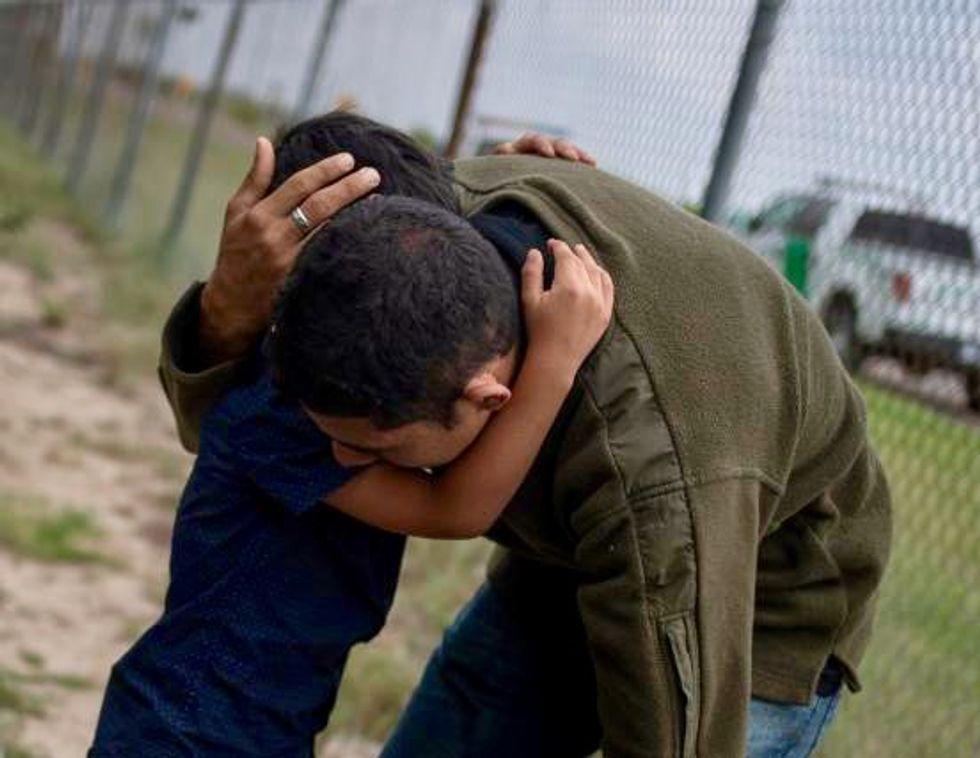Trump 'literally holding children hostage' for border wall: Washington Post columnist