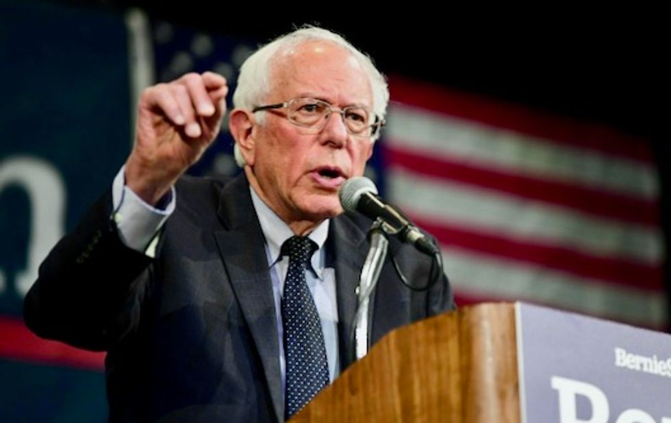 Sanders becomes fastest presidential candidate in history to reach 4 million individual donations