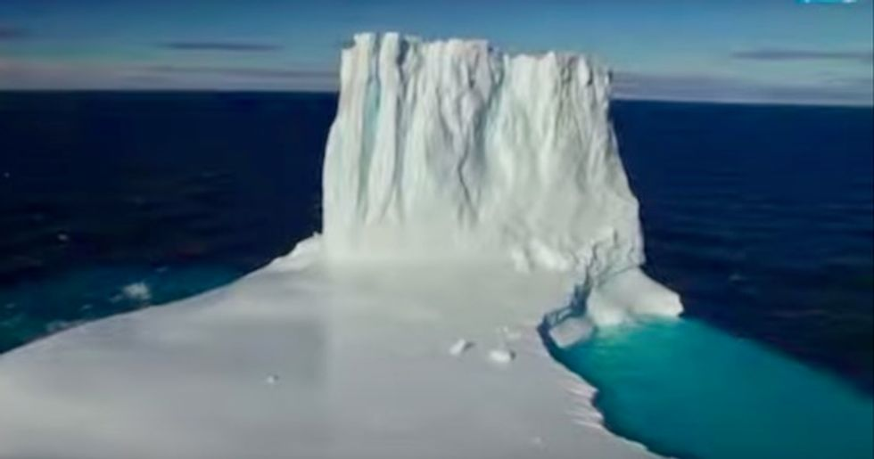 'This scares me': Arctic hits more than 100 degrees Fahrenheit — hottest temperature on record
