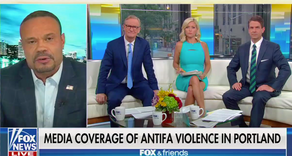 'It's time for decent people to push back against Fox News' on antifa: columnist