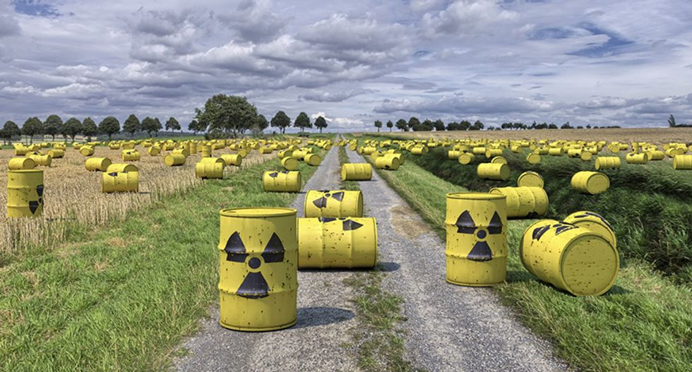 Plutonium found in Colorado soil at five times higher level than acceptable radioactive level