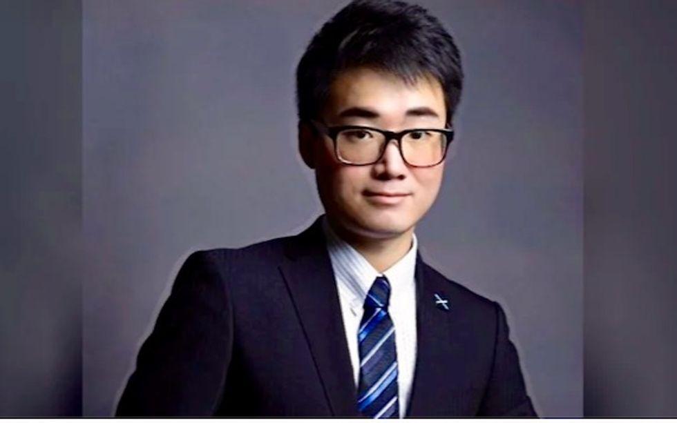 Beijing says holding UK's Hong Kong consulate employee