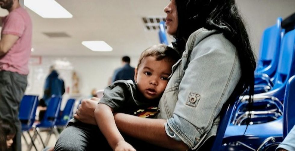 'Cruel beyond imagination': Trump reportedly set to unveil plan to detain immigrant families indefinitely