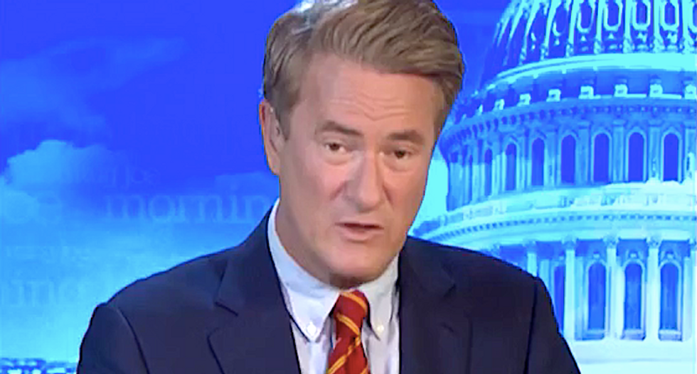 Trump's 'mind-numbing' lies are 'getting worse' -- and even White House aides are 'baffled': Morning Joe