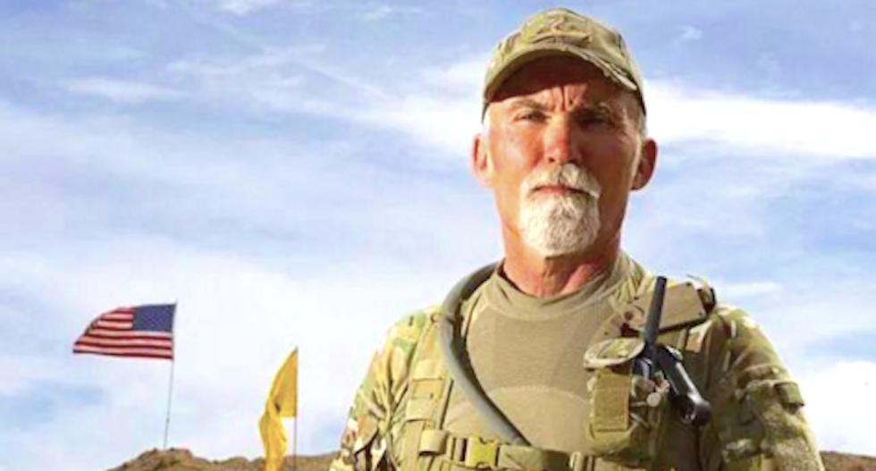 Trump campaign official arrives at Oregon standoff to help militants combat 'psyops'