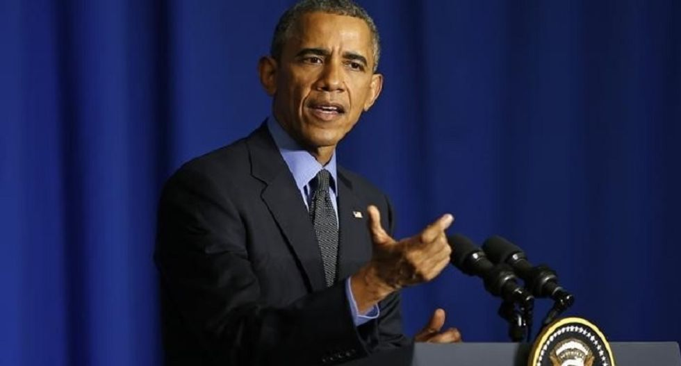President Obama: Paris climate pact 'best chance' to save the planet