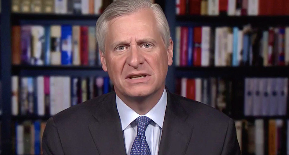 Presidential historian Jon Meacham offers Watergate-Trump impeachment analogy: 'I'm hoping there will be some profiles in courage'