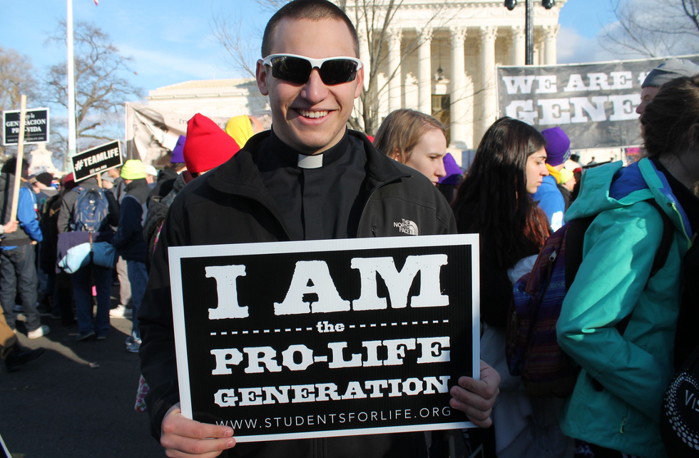 'Pro-life' Christians reveal they really don't care about fetuses -- they just want to control women's bodies: survey