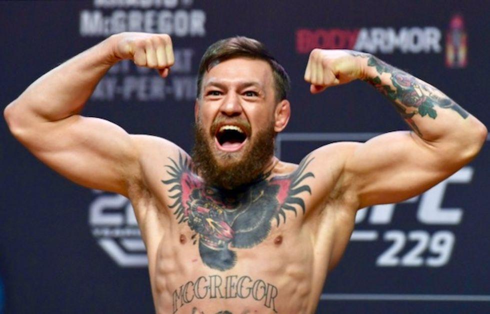 UFC superstar Conor McGregor announces retirement