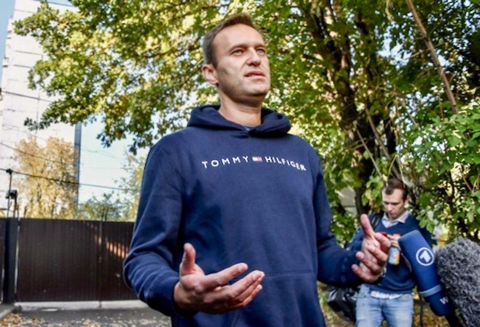 Kremlin accuses Germans of hasty verdict on Navalny poisoning