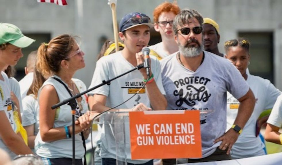 'We don't have to live like this': March for Our Lives unveils sweeping plan to address gun violence and strengthen democracy