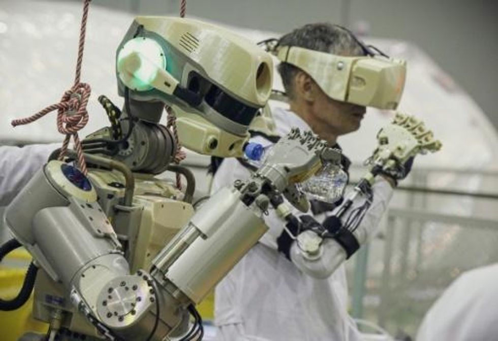 Russia to send its first humanoid robot into space